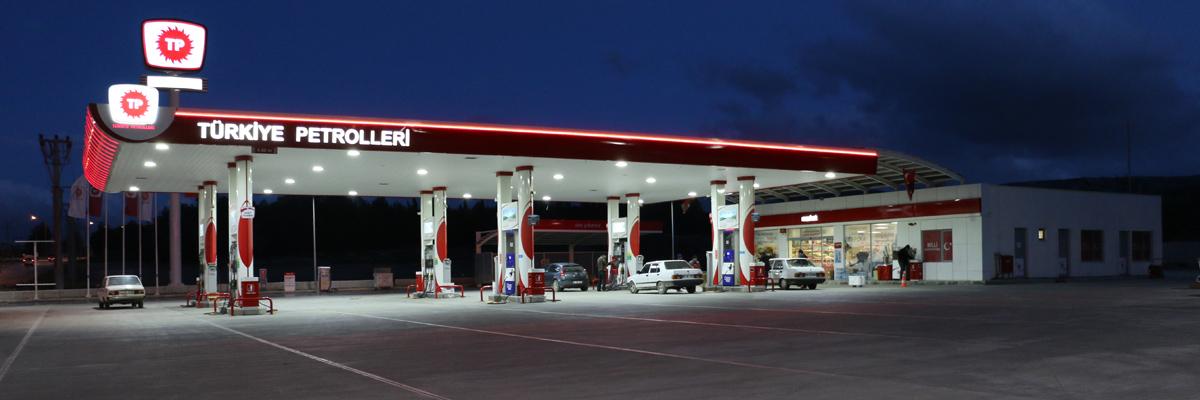Türkiye Petrolleri Akaryakıt İstasyonu