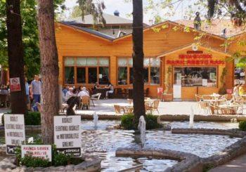 İstasyon Park Restoran ve Çay Bahçesi